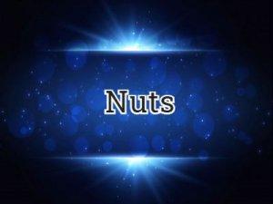 Nuts - перевод?
