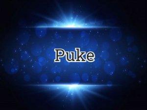 Puke - перевод?