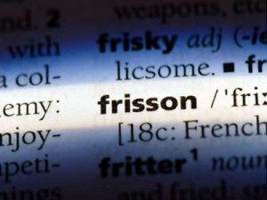 Фриссон - что значит?