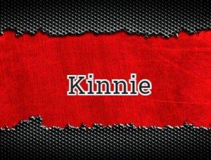 Kinnie - что значит?