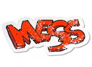 Mess - перевод