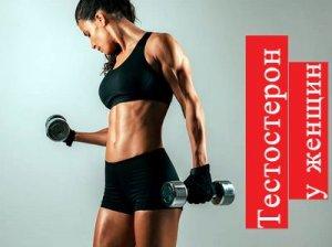 Тестостерон у женщин - что значит?