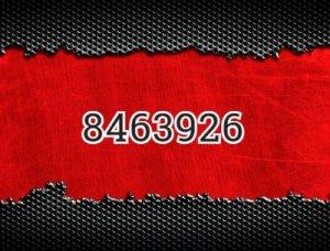 8463926 - что значит?