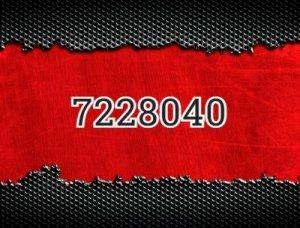 7228040 - что значит?